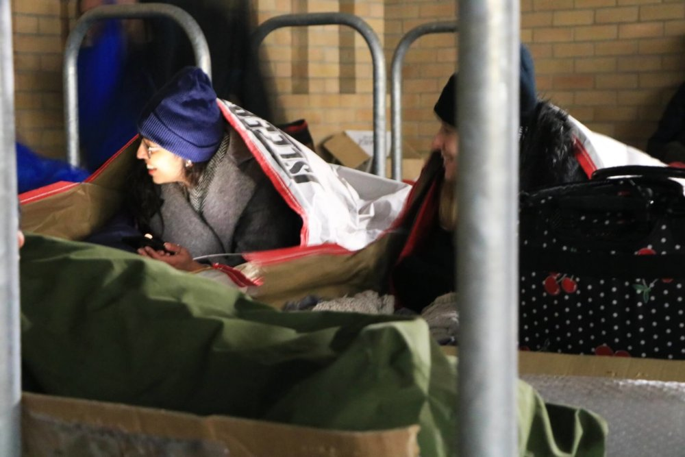 Ipswich Sleep Out 2018