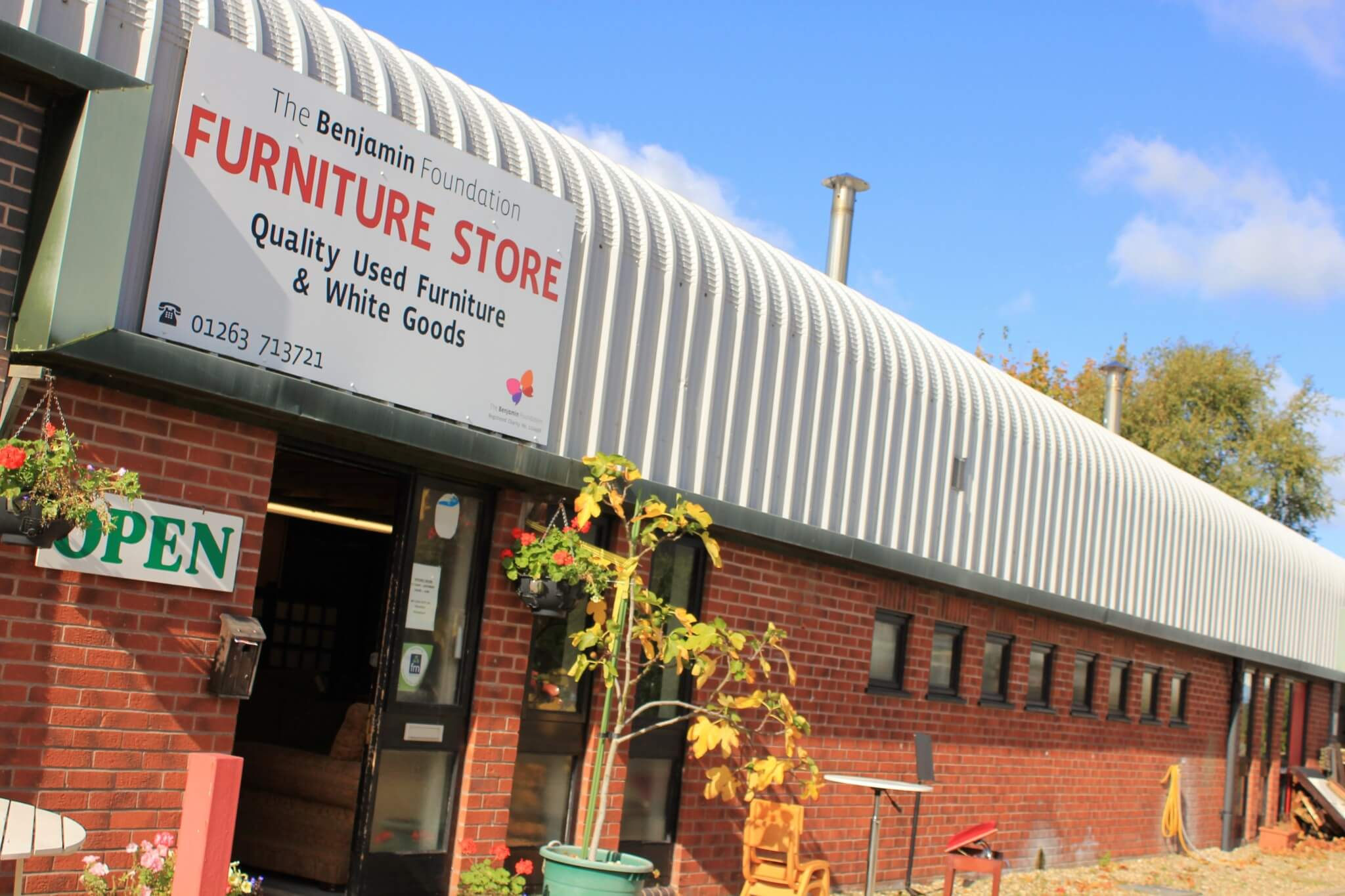 Holt Furniture Store - exterior