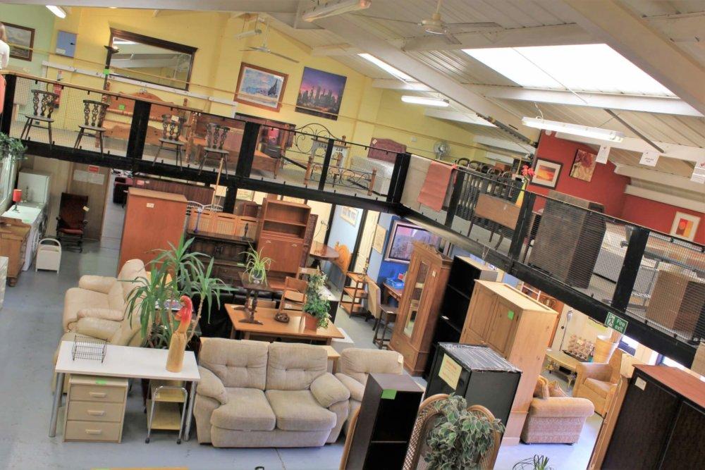 Holt Furniture Store - interior