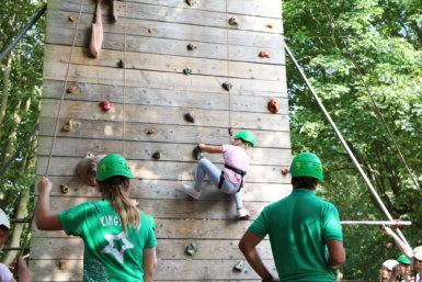 Meet Up - Residential Climbing Wall