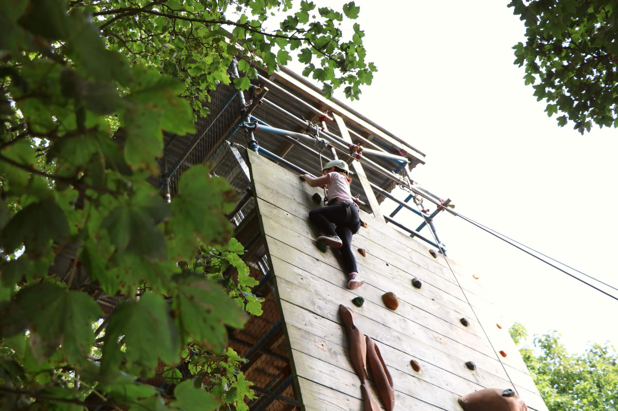 Meet Up Residential Climbing Wall