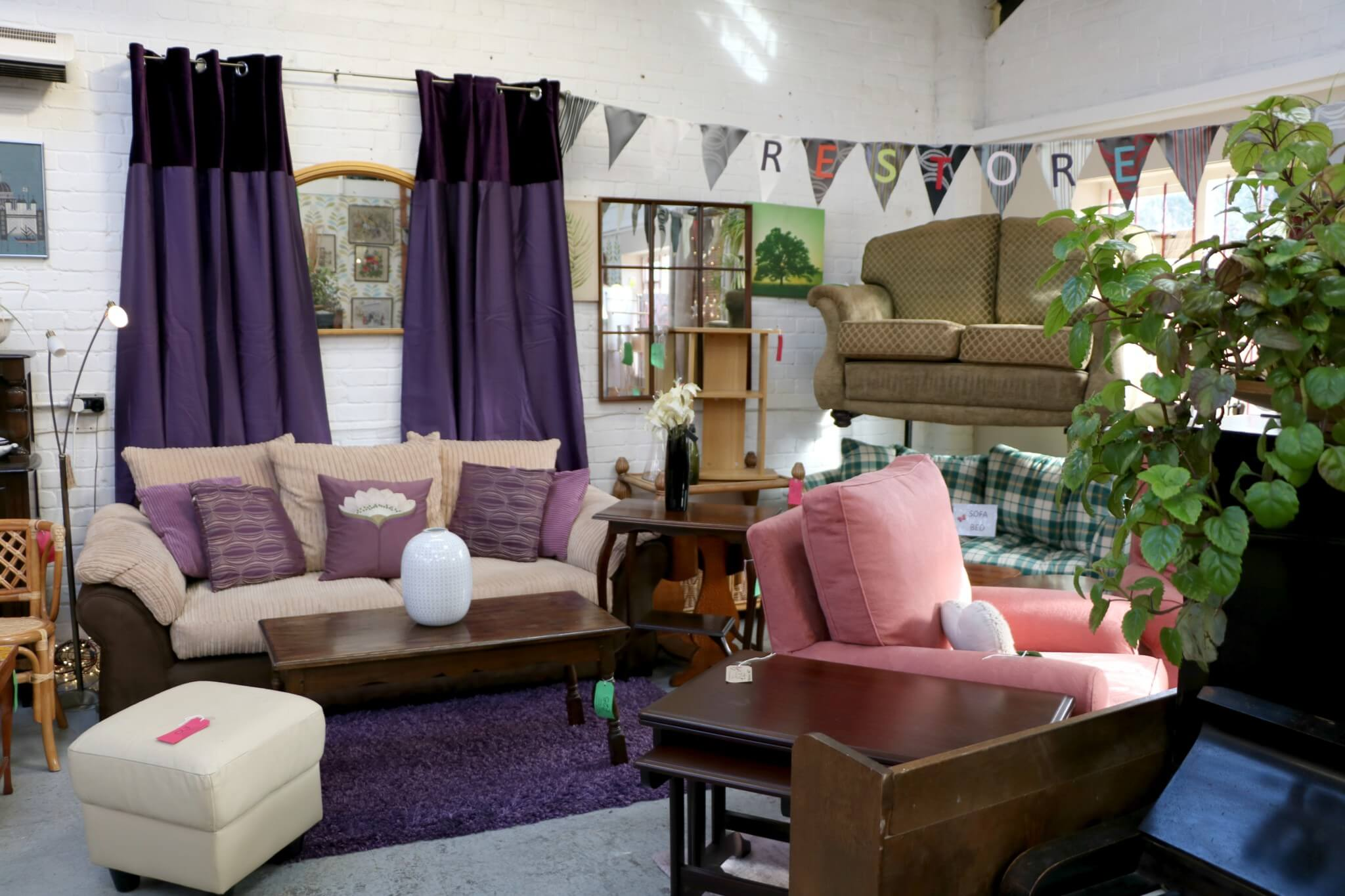 Dereham Furniture Store - interior