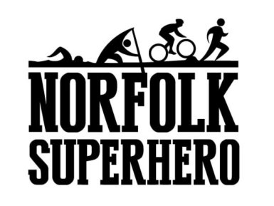 Norfolk Superhero Logo