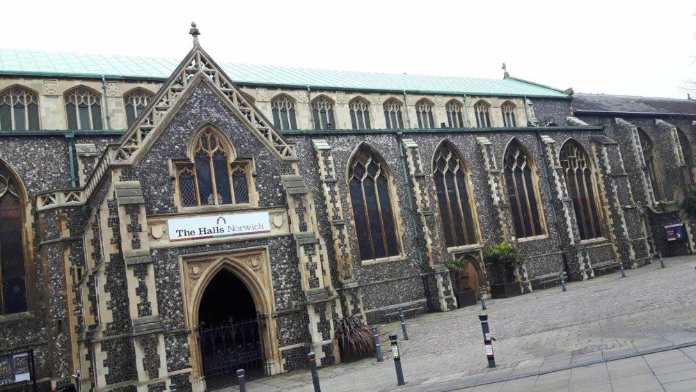 The Halls Norwich