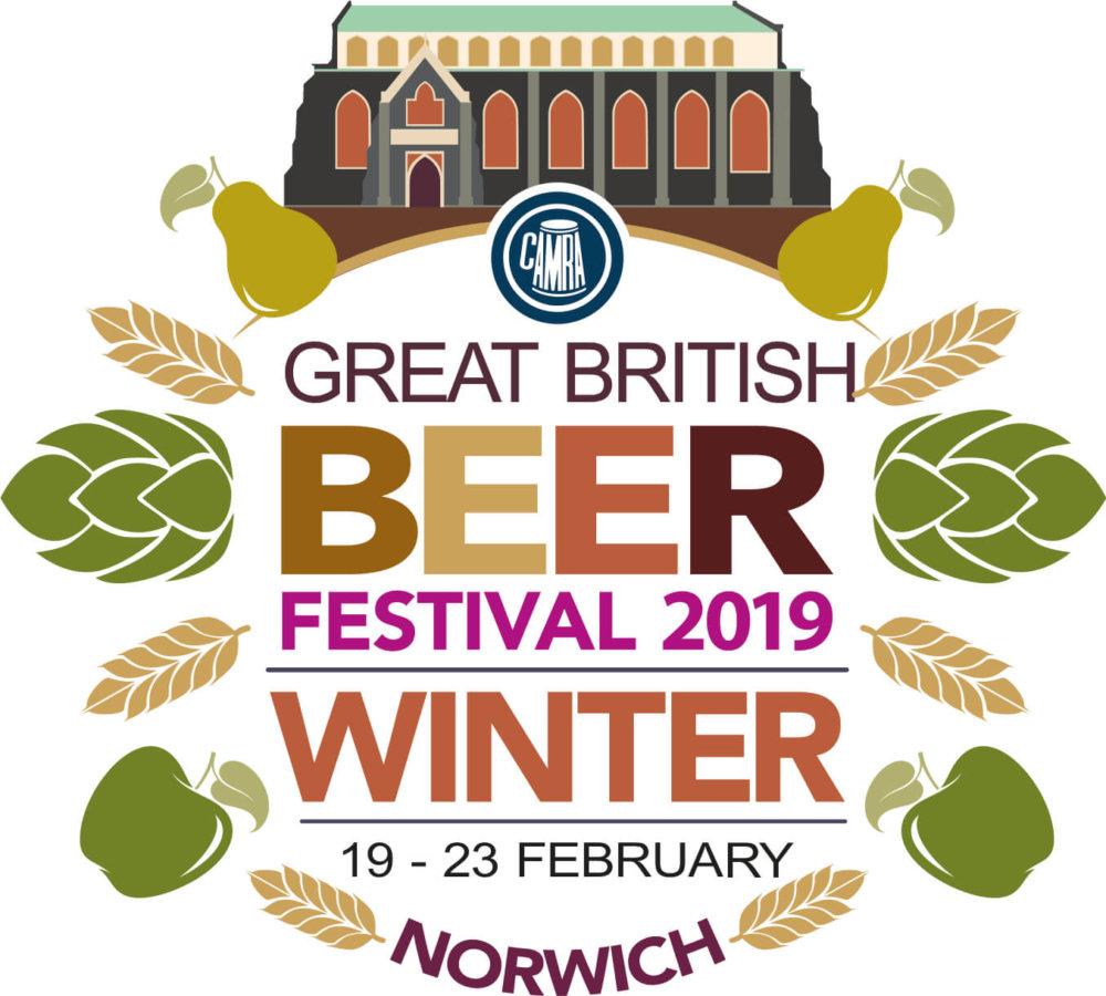 Beer Festival Winter Logo
