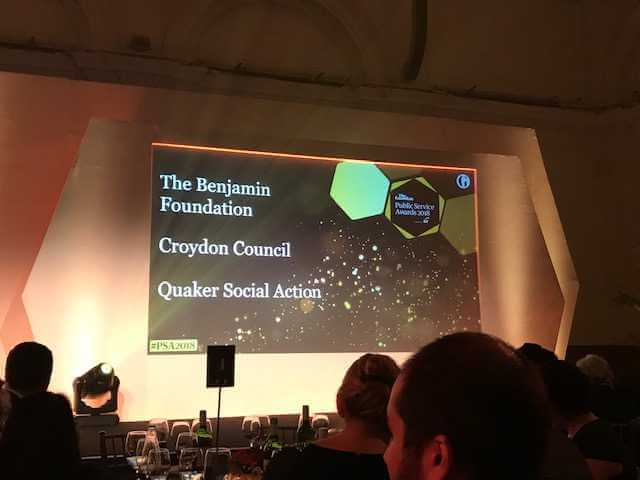 Guardian Public Service Awards 2018